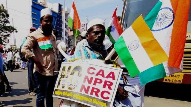 CAA Protest: