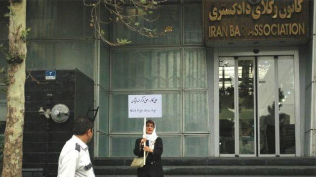 نسرین ستوده در شهریور ۱۳۸۹ هم بازداشت شده بود که بعد از سه سال از زندان آزاد شد