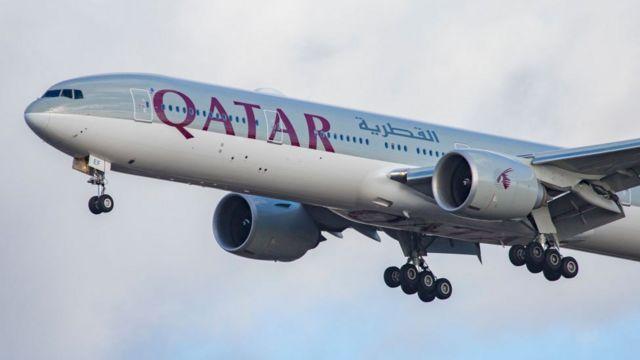 Xayyaara Qatar Airways