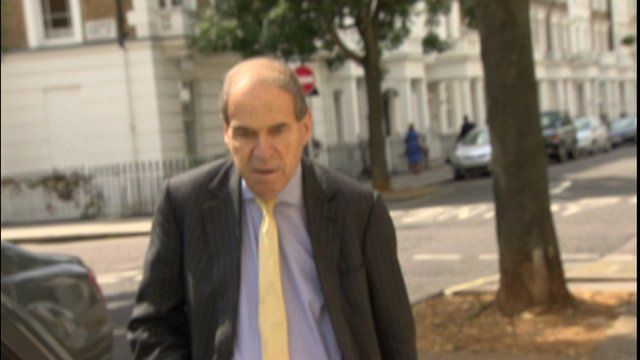 The late Lord Brittan