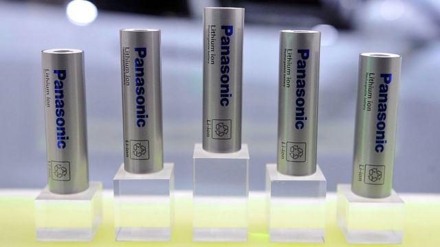 Baterías de ion de litio