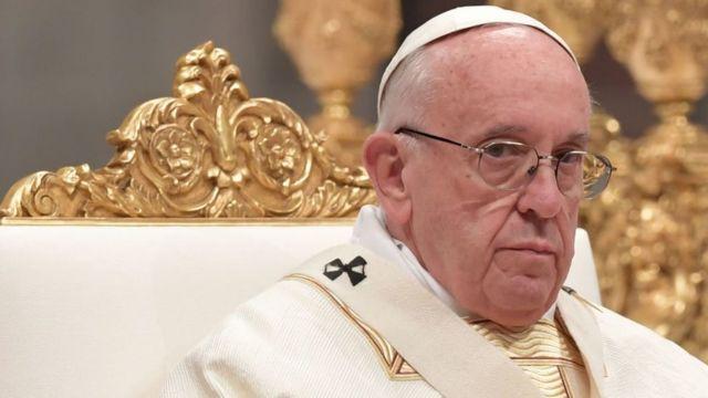 Le pape François a souvent parlé des cas d'abus sexuel dans l'église.