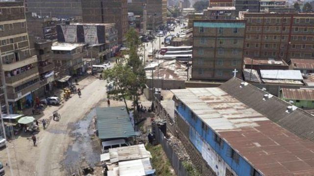 Le projet vise à changer les mentalités à Nairobi