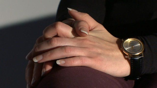 """Child self-harm is at """"frightening"""" levels in Wales, the NSPCC say"""