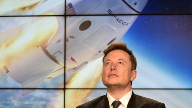 Spacex De Elon Musk Como Es La Compania Que La Nasa Eligio Para Su El Primer Vuelo Comercial A La Estacion Espacial Internacional Bbc News Mundo