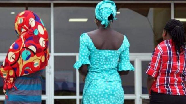 Nigeria, voile