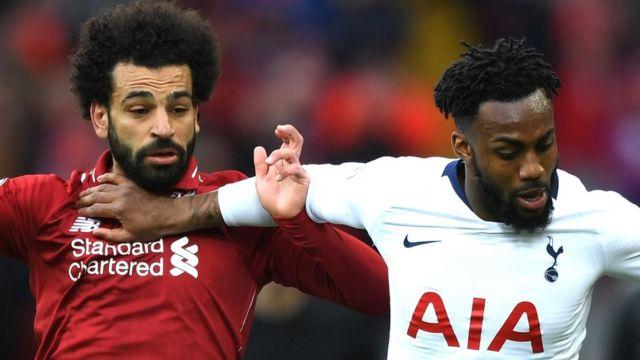 Mohamed Salah i Deni Rouz