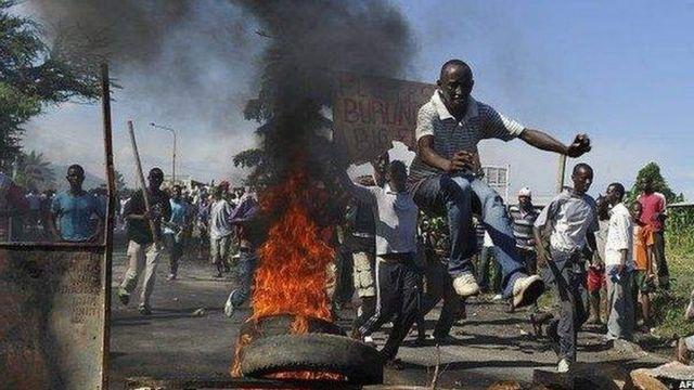 La situation politique est très tendue au Burundi depuis avril 2015.
