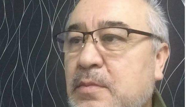 Социалдык желелерде абактагы Текебаевдин сүрөтү тарады