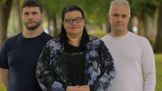 Джеймс Ліндсі, Хелен Плакроуз і Пітер Богоссян