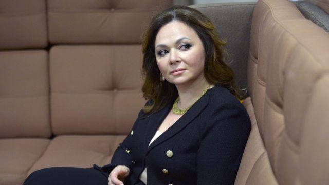 Наталия Весельницкая