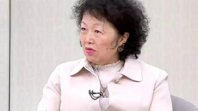 Nise Yamaguchi concede entrevista à TV Brasil