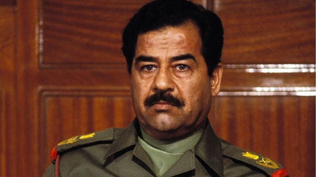 सद्दाम हुसैन