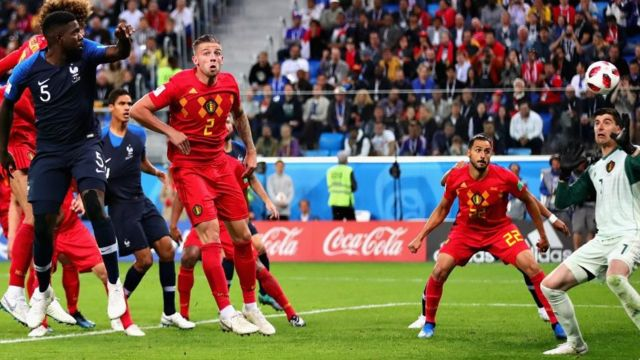 Na 74 times di two kontris don play against each oda, Belgium win 30 times, France win 24 times dem come play 19 draw.