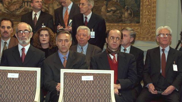 Rambuje, 6. februar 1999. godine