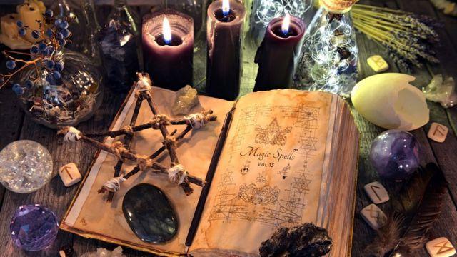Implementos para conjuros