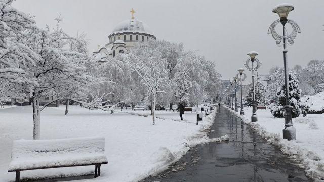 Vremenska prognoza, Srbija i sneg: Koliko će padati i kakve će biti temperature