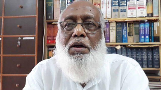 वकील हाफ़िज़ रशीद अहमद चौधरी