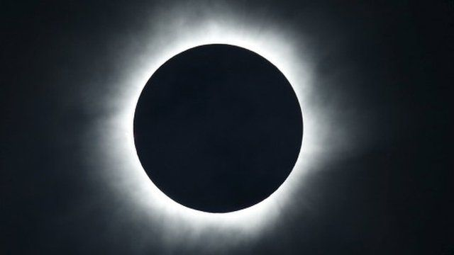 Image result for image of total eclipse