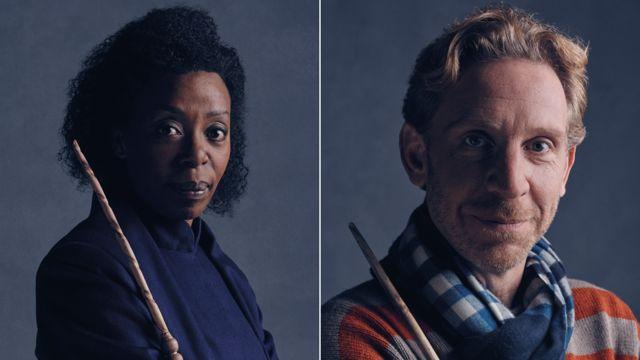 Hermione e Ron