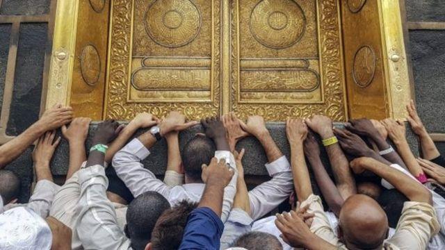 Abayislamu i Mecca
