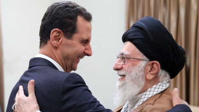 خامنهای و اسد