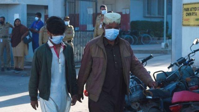 کراچی ہوا آلودہ گیس