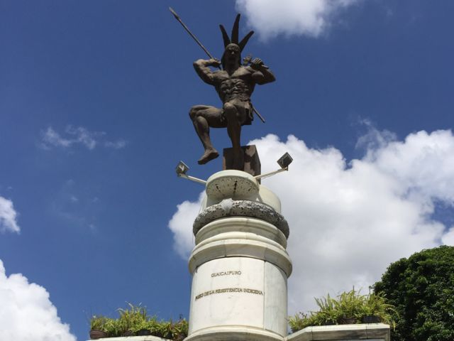 Estatua de Guaicaipuro