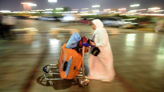 Каирский аэропорт