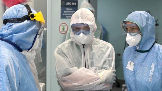 медики Филатовской больницы