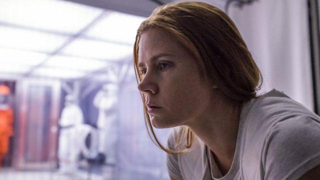 """""""Arrival"""" también aspira al Oscar de la mejor película."""
