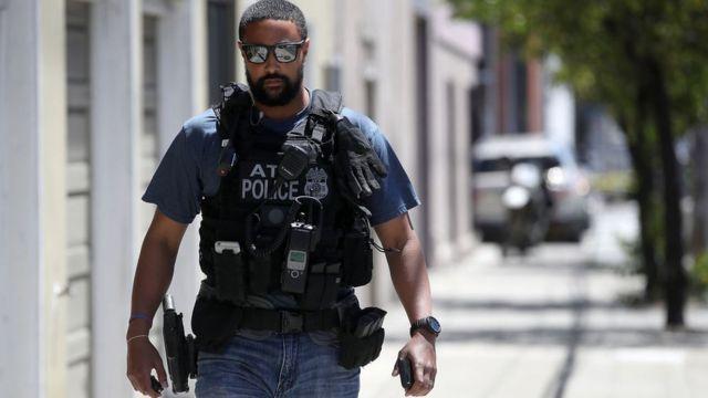 Agente da ATF
