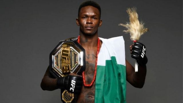 Israel Adesanya Signs Sponsorship Deal With Puma