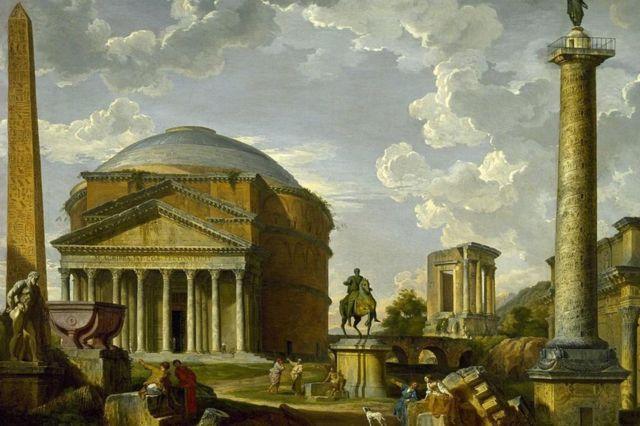 Ruinas of Rome