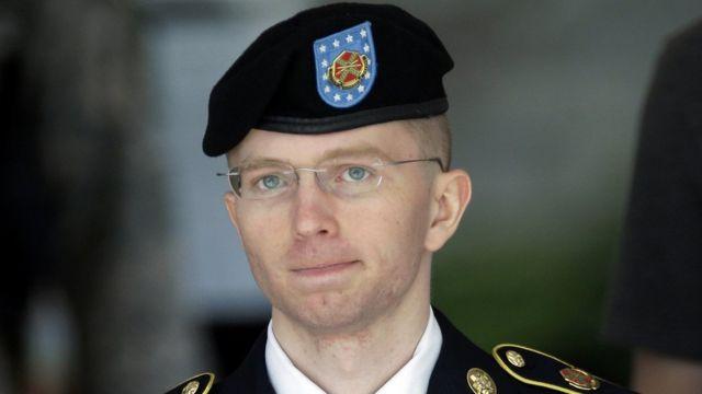 El otrora Bradley Manning
