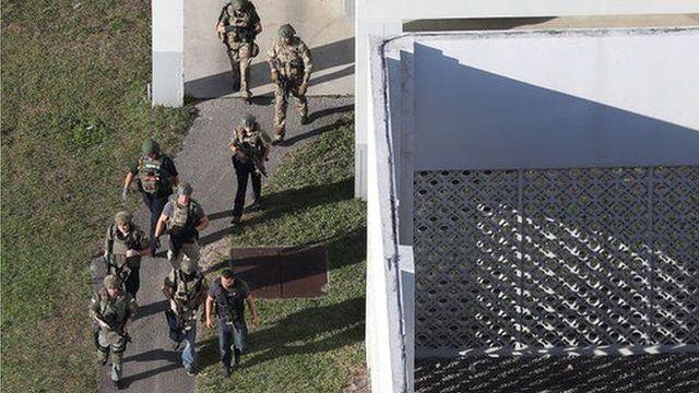 เหตุกราดยิงที่โรงเรียนมัธยมรัฐฟลอริดา