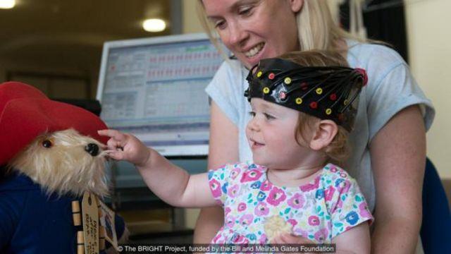 Một trong những mục tiêu của Babylab là hiểu được tại sao một số trẻ lại phát triển khác đi