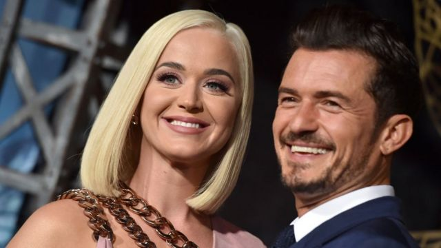 Katy Perry iyo Orlando Bloom