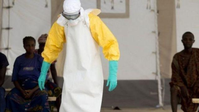 Ebola itace annobar cuta mafi girma a tarihin kasashen yammacin Afrika