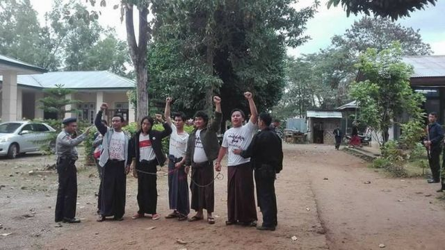 စစ်တပ်ရှေ့ဆန္ဒပြ,ကရင်နီ စစ်သားသေဆုံးမှု
