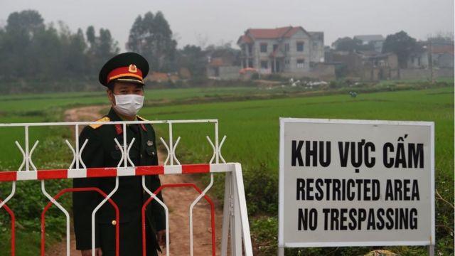 Ở Việt Nam, lực lượng quân đội tham gia nhiều vào công tác phòng chống dịch Covid