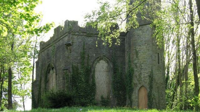 Swansea council sells 19th Century folly at auction