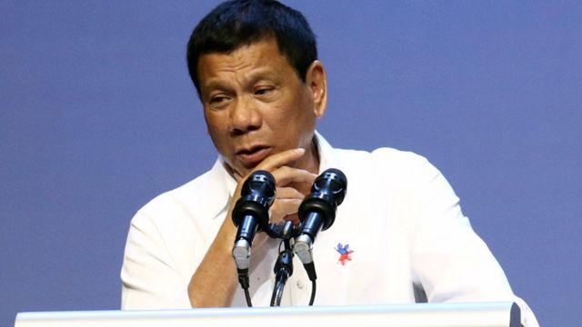 Duterte, Filipina