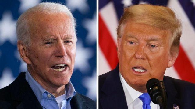 Resultados Trump vs. Biden: qué necesita cada uno para ganar las elecciones  presidenciales de EE.UU. - BBC News Mundo