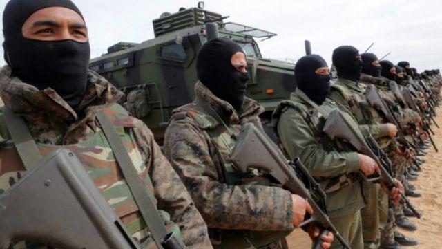 Selon l'ONU, plus de 5.000 Tunisiens ont rejoint des groupes islamistes