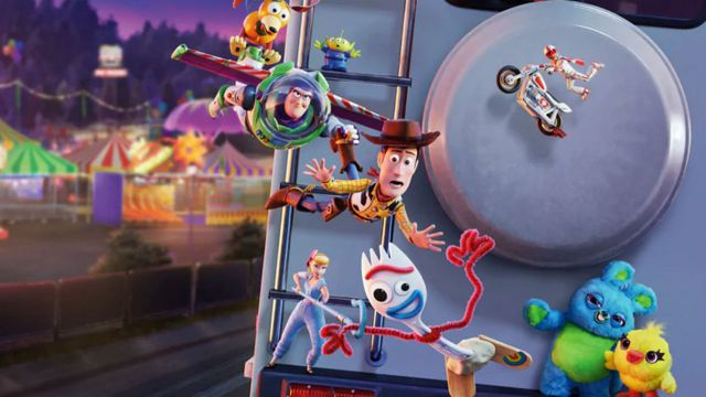 Toy Story 4 breaks global box office record for animation