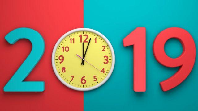 Año Nuevo Qué Es Realmente El Tiempo Es Cierto Que Solo Existe El Presente Efímero Bbc News Mundo