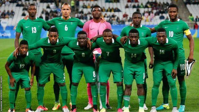 サッカー男子ナイジェリア代表