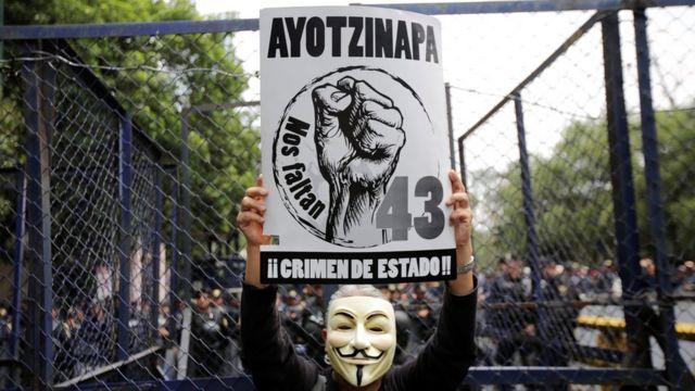 Activista por Ayotzinapa