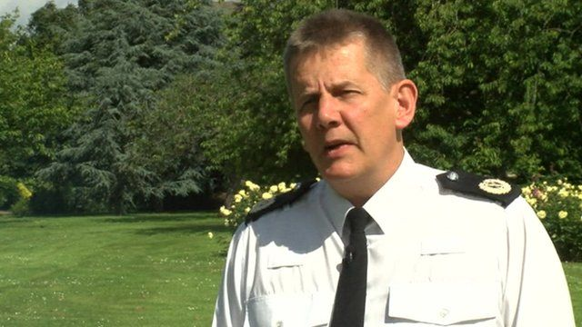 Assistant Chief Constable Jon Stratford